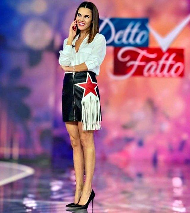 Bianca Guaccero Detto Fatto
