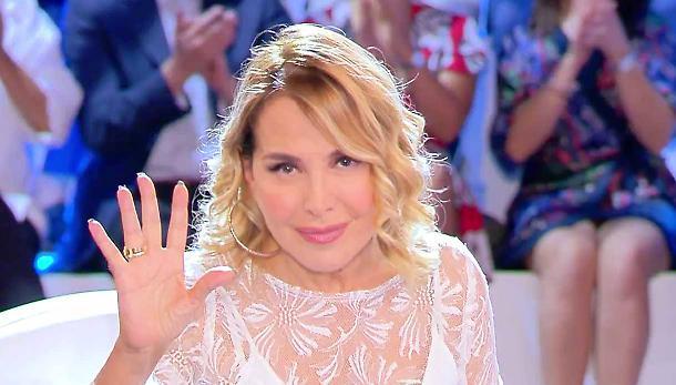 Barbara D'Urso sexy
