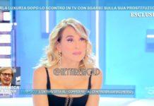 Barbara D'Urso a Domenica Live
